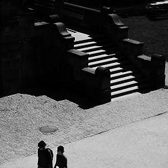 """photo """"Лестница  и пара"""""""