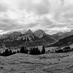 """photo """"Valley from Ehrwald"""""""