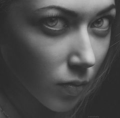 "фото ""Portrait. Studio A. Krivitsky."""