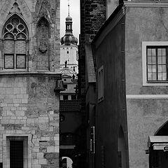 "photo ""Башня и окна"""