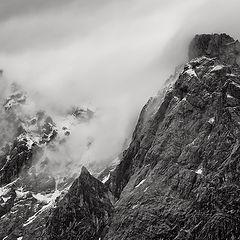 """photo """"Zugspitze"""""""