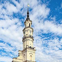 """photo """"Kaunas City Hall"""""""