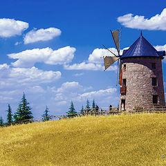 "photo ""Yeldeğirmeni / Windmill"""