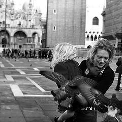 "фотоальбом ""Lost in Venice"""