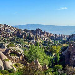 "photo ""Uchisar - Cappadocia"""