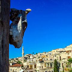 """photo """"Uçhisar Kasabası"""""""