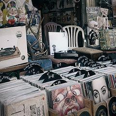 """photo """"Nostalgia. Discs spin ..."""""""