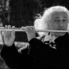 """фото """"Флейтист"""""""