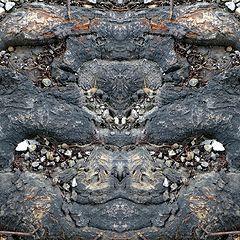 """photo """"ungeist (1)  -  evil spirit (1)"""""""
