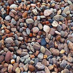 """photo """"A pebble"""""""