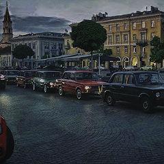 "photo ""Retro AvtoVAZ ..."""