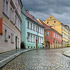 "фото ""Мокрая Прага"""
