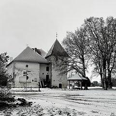 """photo """"Purtse Castle"""""""