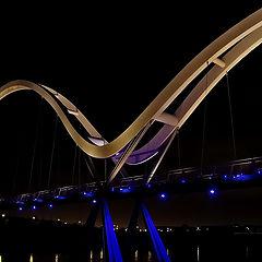 """фото """"Infinity bridge..."""""""