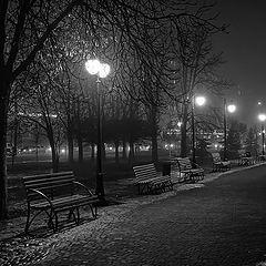"фото ""в рождественском тумане"""