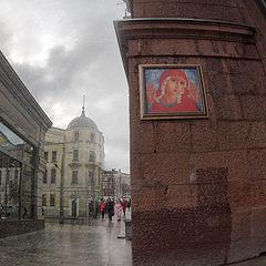"""фото """"Городская галерея..."""""""