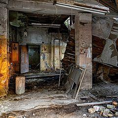 """фото """"На бывшей фабрике"""""""