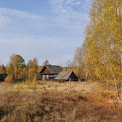 "фото ""Забытая деревня"""