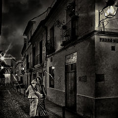 "фото ""Tale of the night Cordoba."""