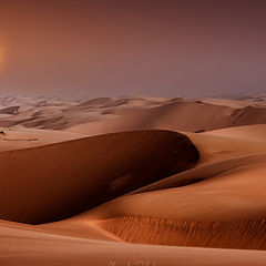 "photo ""Sun and Dunes"""