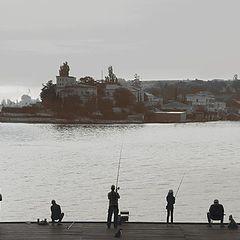 """фото """"семь рыбаков"""""""