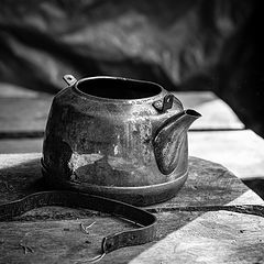 "photo ""The old kettle"""