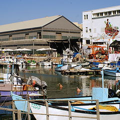 """photo """"The Old Port Yaffo"""""""