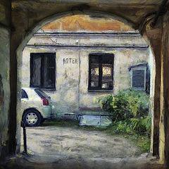 """photo """"Riga patio"""""""