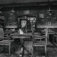 "photo ""In the georgian restorant"""