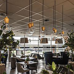 "photo ""Cafe at Coronavirus Times"""