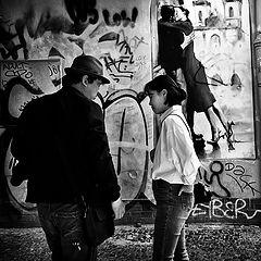 """фото """"Где-то в Праге, под мостом..."""""""