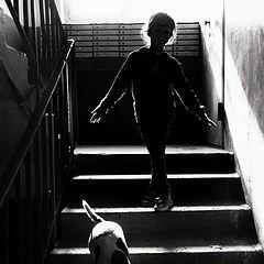 "фото ""лестница- сцена"""