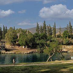 """фото """"Парк трех озер- """"Сахнэ"""""""""""