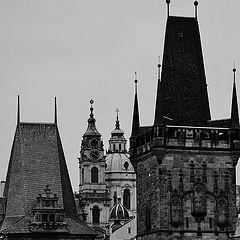 "photo ""Башни и фигуры"""