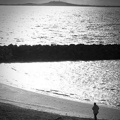 "фото ""a walk alone"""