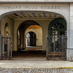 "photo ""Three Wall Street"""