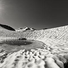 """photo """"Wildspitze"""""""