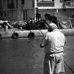 """photo """"fisherman"""""""