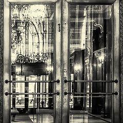 "photo ""Theater Doors"""
