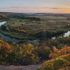 """photo """"Krynka River"""""""