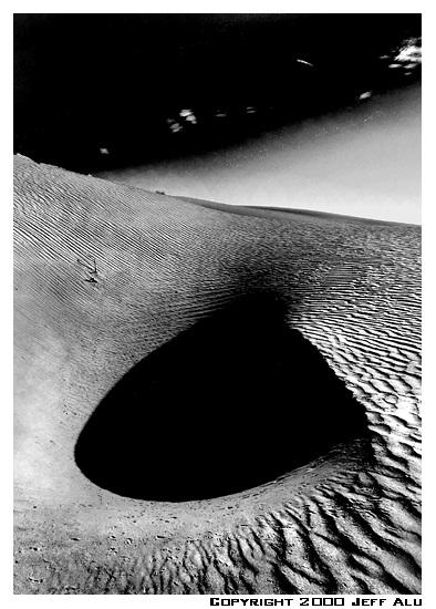"""фото """"Portal"""" метки: пейзаж, черно-белые,"""