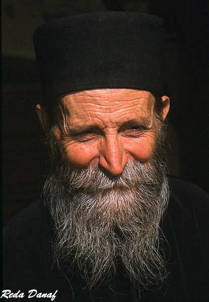"""фото """"Priest # 2"""" метки: путешествия, портрет, Африка, мужчина"""