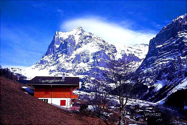 """фото """"Mountain  Splendor"""" метки: путешествия, пейзаж, Европа, горы"""