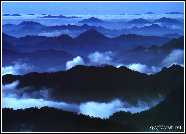 "фото ""chain of mountains"" метки: пейзаж, горы, облака"