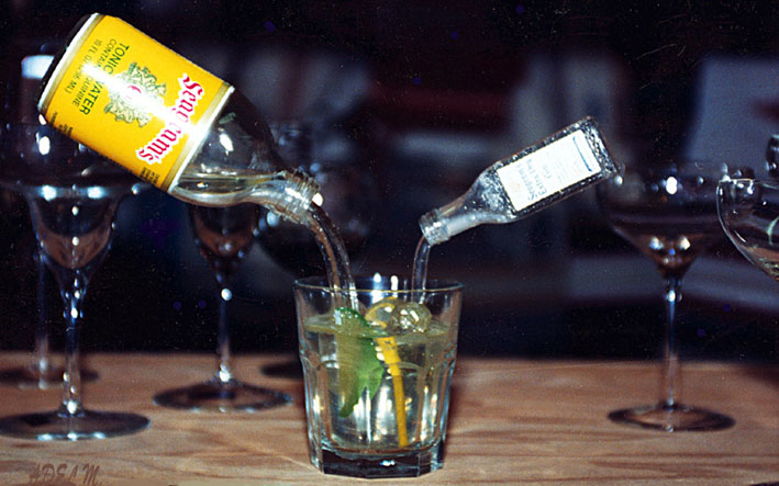 "photo ""New Years Cheers"" tags: humor, still life,"