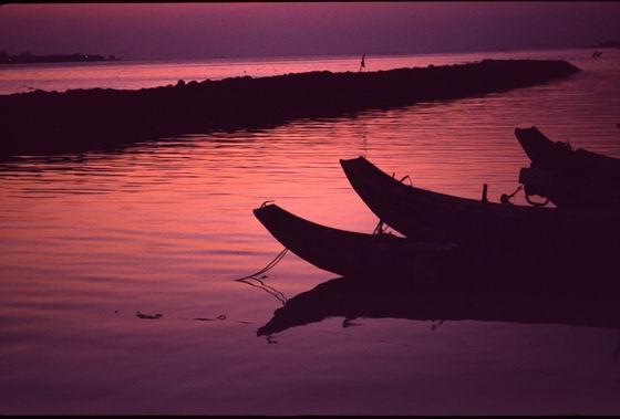"photo ""the mood #2"" tags: landscape, genre, sunset"