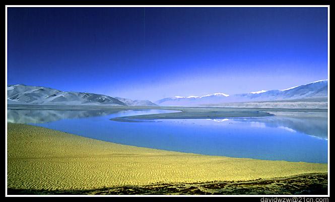 "фото ""The Landscape Of The Silk Road"" метки: путешествия, пейзаж, Азия, горы"