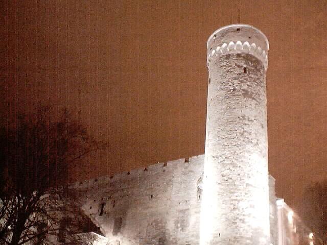 "photo ""Long German (Sight of Tallinn)"" tags: architecture, landscape,"