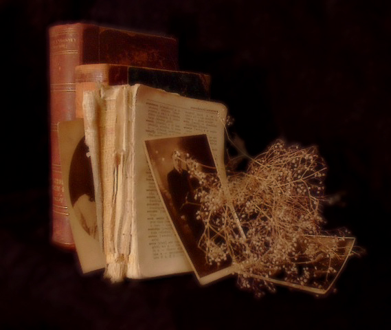 "photo ""once upon there was ..."" tags: still life,"