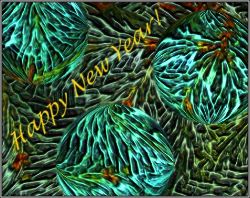 "photo ""HAPPY NEW YEAR!!!"" tags: misc., abstract,"